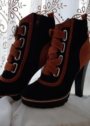 Ботильйони, черевики