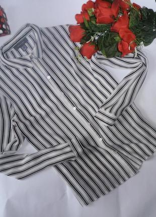 Стильная рубашка в полоску primark