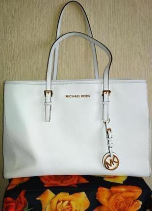 Брендовая вместительная стильная сумка,кожа сафьян, оригинал