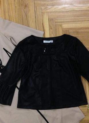 Элегантный пиджак-разлетайка