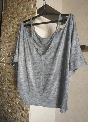 Блуза футболка майка