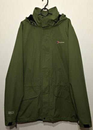 Куртка ветровка berghaus gore tex