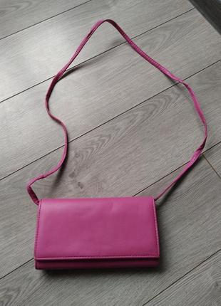 Рожевий клатч
