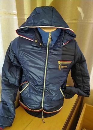 Куртка-желет
