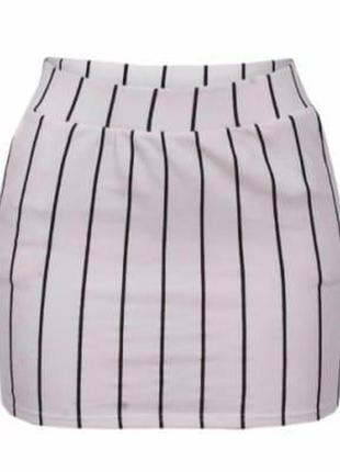 Мини юбка большой размер