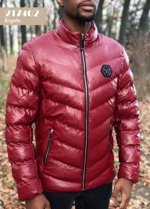 Мужская куртка осень-зима турция