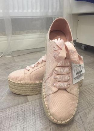 Кеды кроссовки платформа туфли