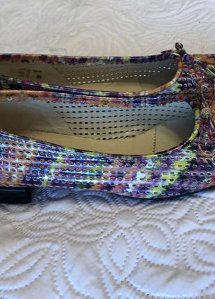 Женские шикарные туфли италия brunate