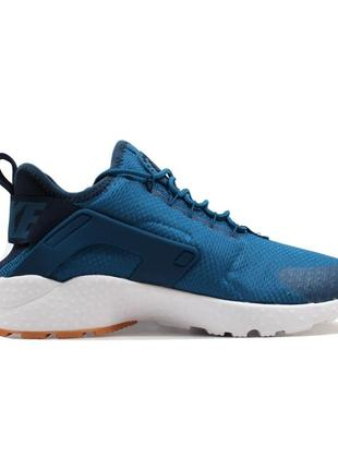 Кроссовки nike huarache run ultra industrial blue