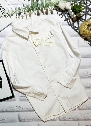 Новая с биркой рубашка esprit 4-5 лет (104-110)