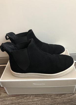 Ботинки женские черные bigstar 39