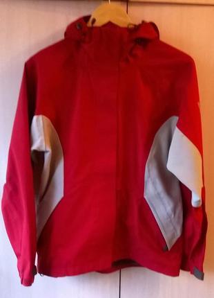 Куртка дождевик solomon  размер м водоотталкивающая непродуваемая