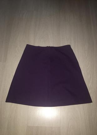 Мини юбка h&m