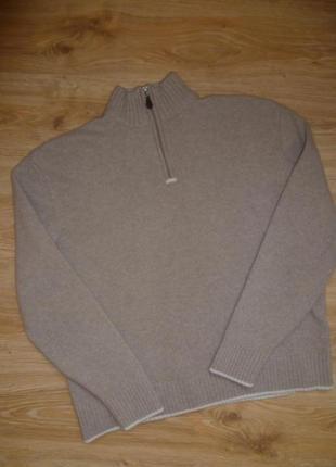 Свитер, мужской свитер, кофта мужская, теплый гольф, светр большой размер