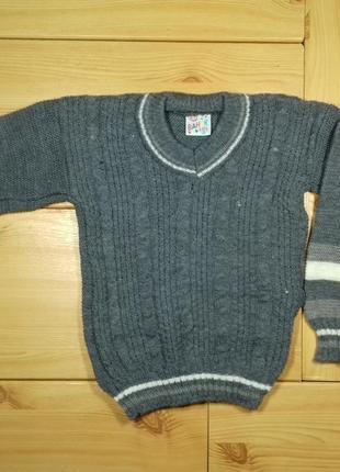 Детский свитер для мальчика beebaby (бибеби)