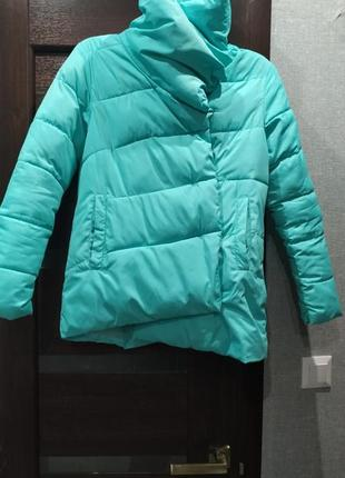 Теплая куртка-одеяло