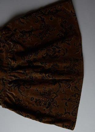 Міні спідниця s коротка спідничка stradivarius юбка мини короткая юбочка женская юбка