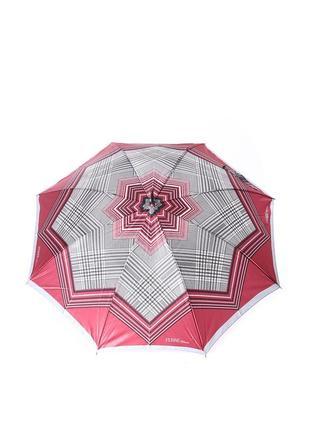 Женский зонт-трость ferre milano gr-2 бордо