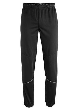 Профессиональные спортивные брюки на микрофлисе р.хл