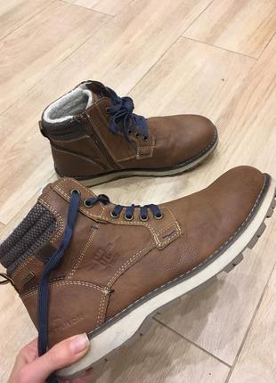 Ботинки tom tailor!!