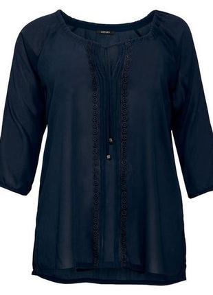 Новая блузка esmara р. 3xl euro 48
