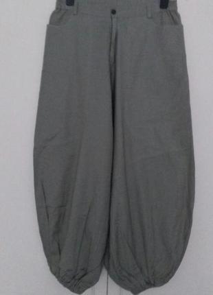 Юбка брюки размер l
