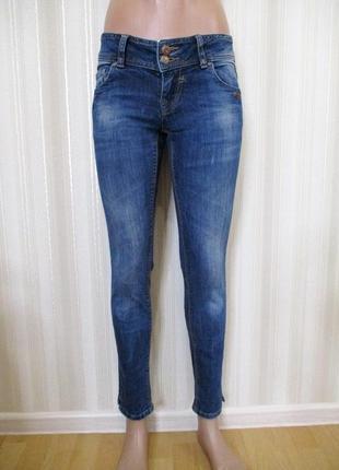 Узкие джинсы 7\8х