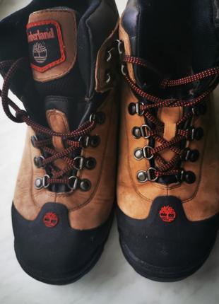 Трекинговые мужские ботинки. осень-зима