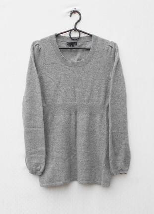 Зимний осенний свитер шерсть кашемир ангора