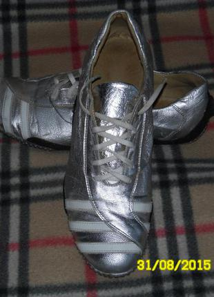 Туфли (под кроссовки), разм. 38