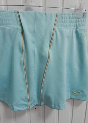 Женская юбка со скрытыми шортами nike