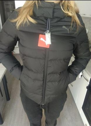 Оригинал, куртка пуховик теплая