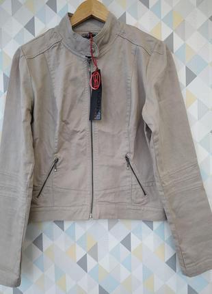 Коттоновая короткая куртка bandolera
