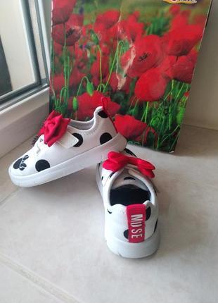 Супер стильные кроссовки бренда clarks uk 5,5 eur 22