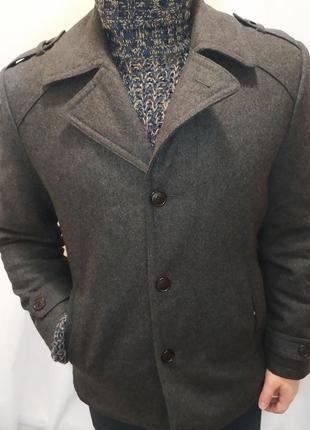 Michael kors осень-зима пальто размер xl