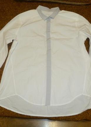 Белоснежная рубашка от cos