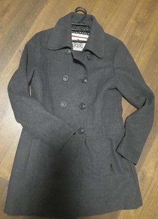 Шерстяное пальто англия лтб