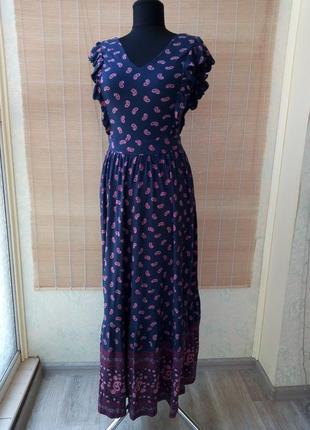 Платье в бохо стиле