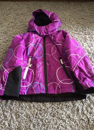Куртка термо reima