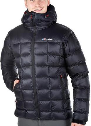 Пуховая куртка/пуховик berghaus popena hydrodown fusion jacket