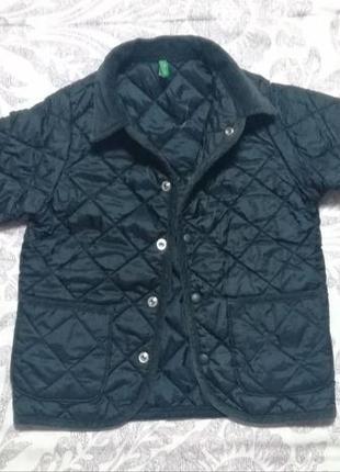 United colorsbof benetton куртка, жакет для деток