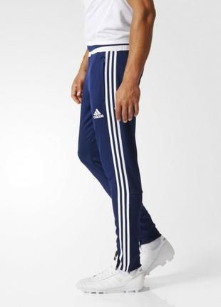 Мужские спортивные зауженные штаны / брюки adidas tiro15