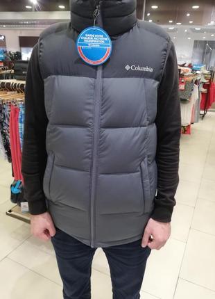 Чоловічий жилет columbia pike lake vest