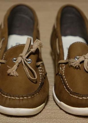 Очаровательные кожаные мокасины цвета охры  canadian footwear канада 41 р.