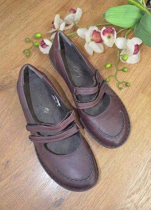 Удобные комфортные кожанные туфли, макасины  италия bosko lider