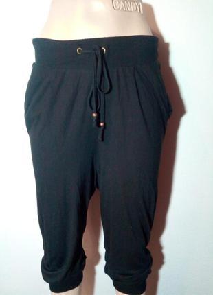 Комфортные капри штаны.