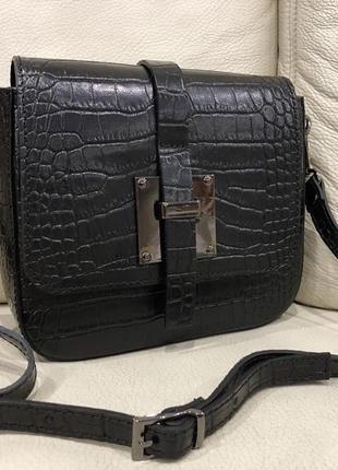 Кожаная сумка сумка из натуральной кожи италия кроссбоди шкіряна сумка сумка шкіра