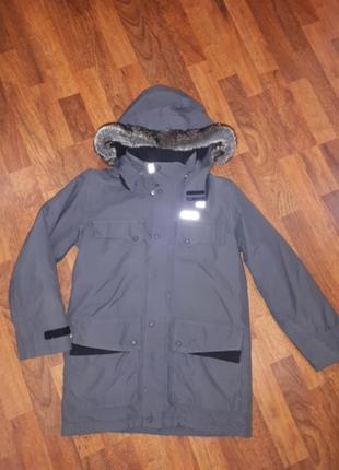 Зимняя парка пальто reima 134