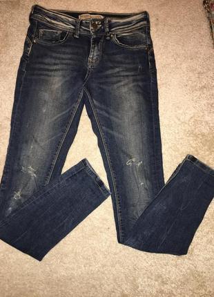 Отличные джинсы bershka