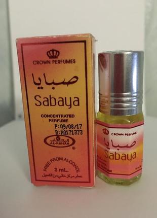 Арабские масляные духи 3 мл